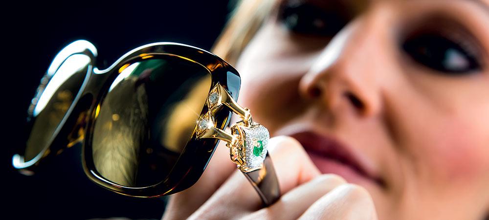 Nuovo video Mancini Luxury collezione di lusso Royal Eyewear